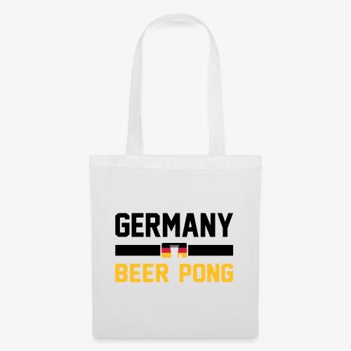 Germany Beer Pong - Stoffbeutel