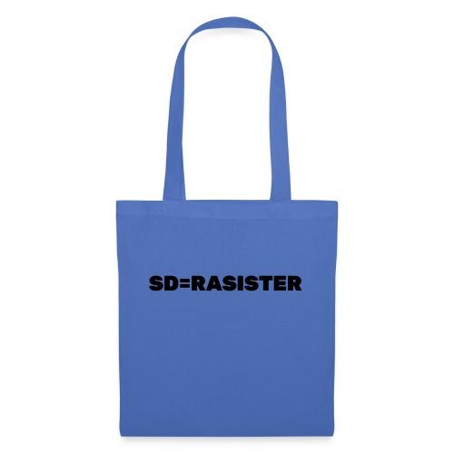 SD=RASISTER - Tygväska