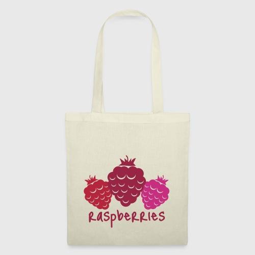 Raspberries - Tote Bag