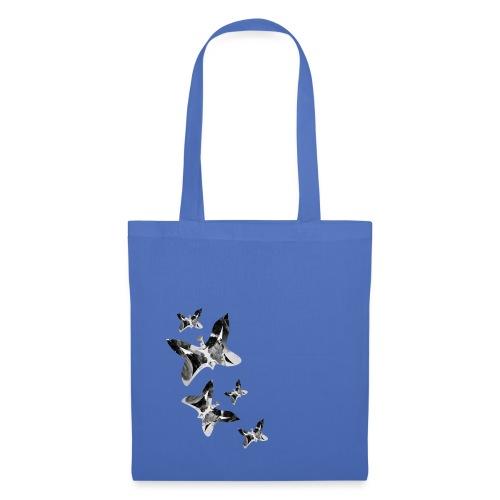 Schmetterlinge - Stoffbeutel