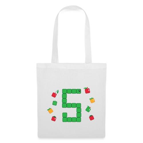 Serpent Tetris - Tote Bag