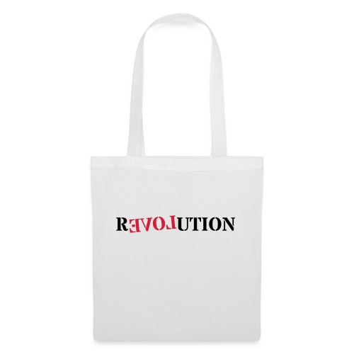 Revolution love - Tote Bag