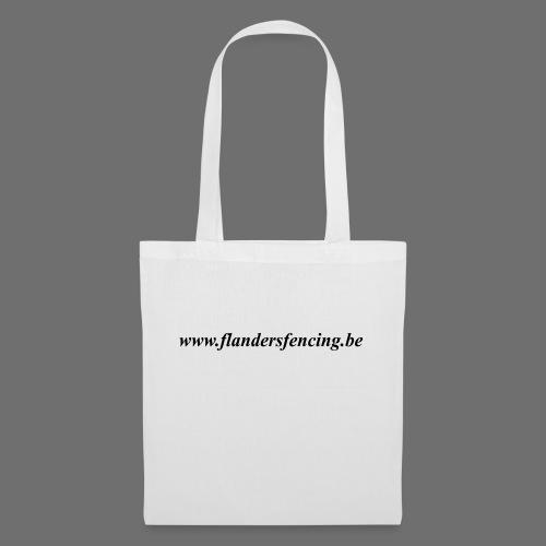 wwww.flandersfencing.be - Tas van stof