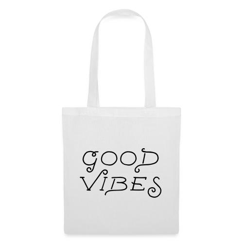 good vibes - Stoffbeutel