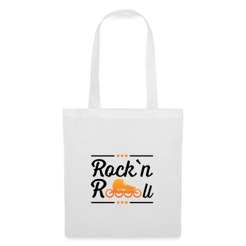 Rockn Roll Faerbig - Stoffbeutel