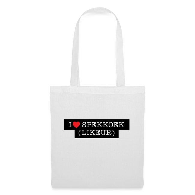 I LOVE SPEKKOEK(LIKEUR)