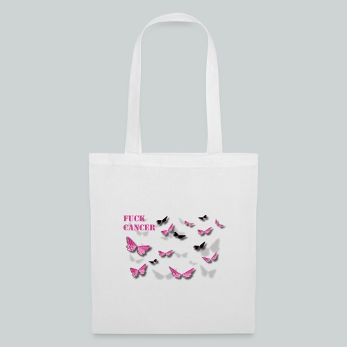 Till förmån för Bröstcancerfonden - Tygväska
