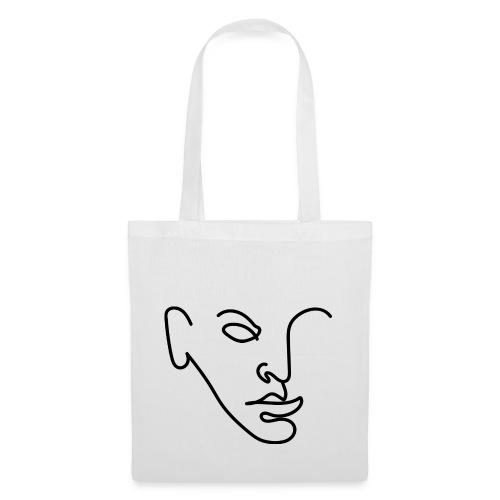 portrait1 png - Tote Bag