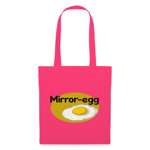 Mirror-egg - Stoffbeutel