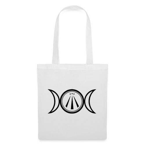 Goddess Symbol & AWEN - Stoffbeutel