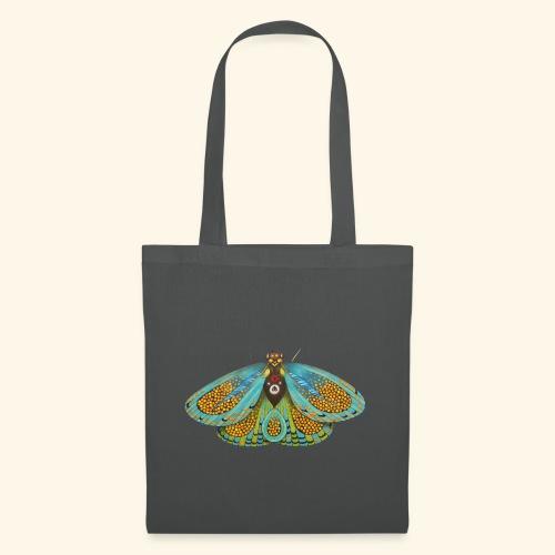 Psychedelic butterfly - Borsa di stoffa