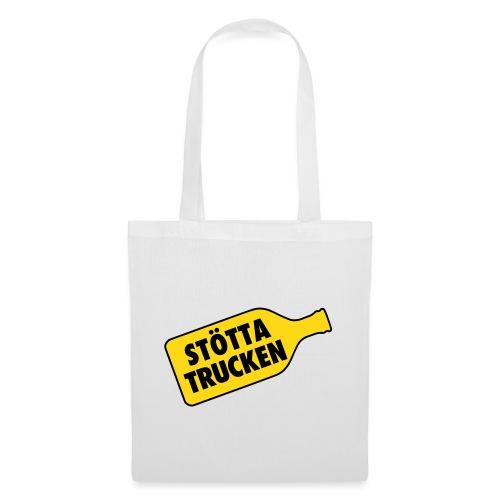 stotta trucken - Tygväska