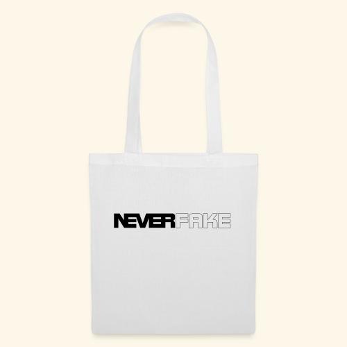 neverfake - Stoffbeutel