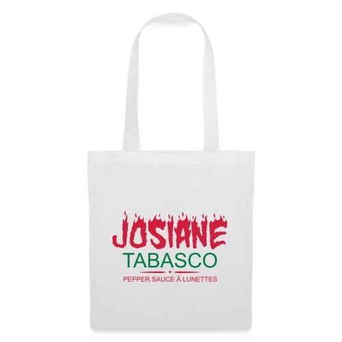 josiane tabasco - Tote Bag