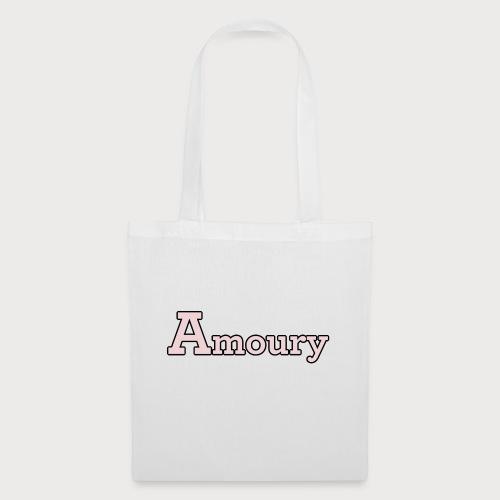 Amoury Logo - Stoffbeutel