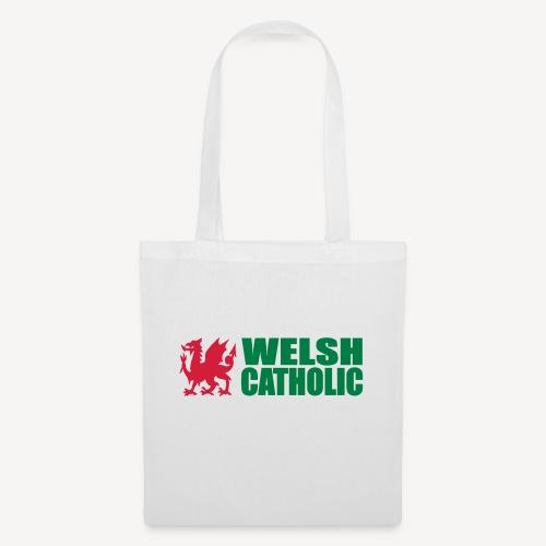 WELSH CATHOLIC - Tote Bag