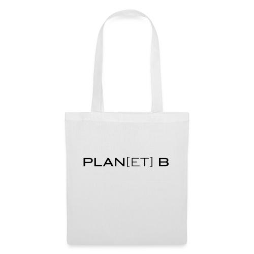 T-Shirt - Planet B - Stoffbeutel