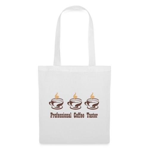 Professional Coffee Taster - Stoffbeutel