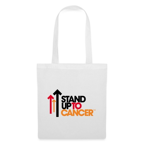 stand up to cancer logo - Tote Bag