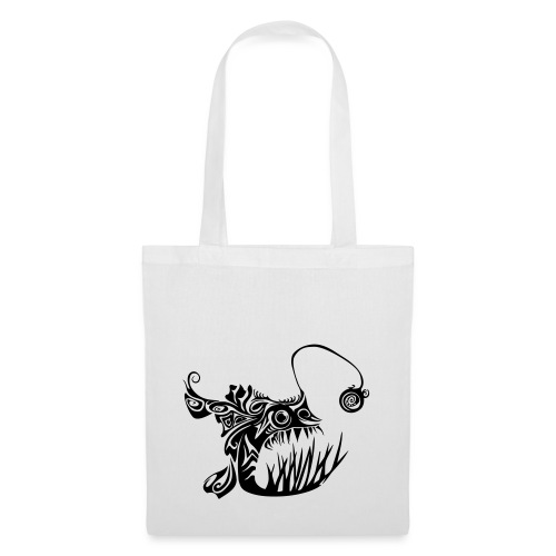 Cranky anglerfish - Tote Bag