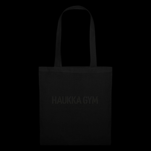 HAUKKA GYM text - Kangaskassi