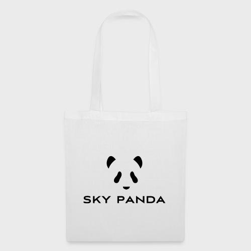 Sky Panda Logo - Stoffbeutel