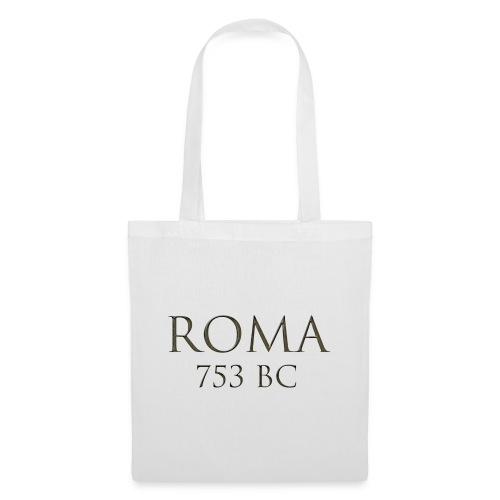 Nadruk Roma (Rzym) | Print Roma (Rome) - Torba materiałowa