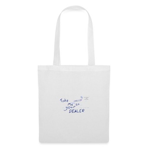 Following the TruFors dealer - Tote Bag