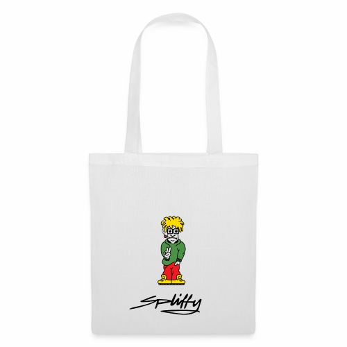 spliffy2 - Tote Bag