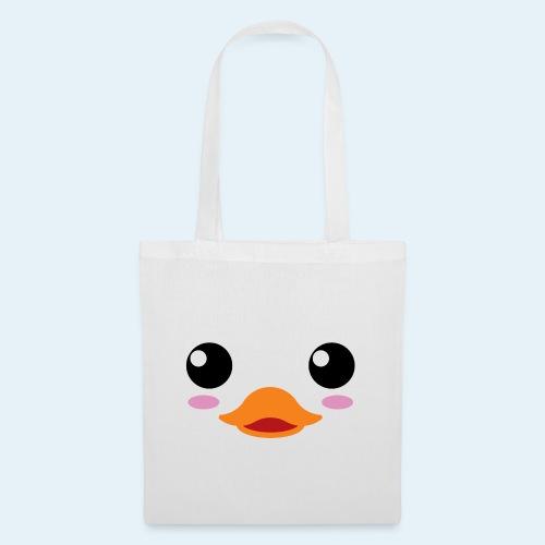 Pato bebé (Cachorros) - Bolsa de tela
