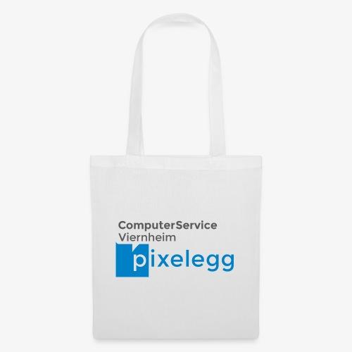 pixelegg Logo Computerservice 15042020 - Stoffbeutel