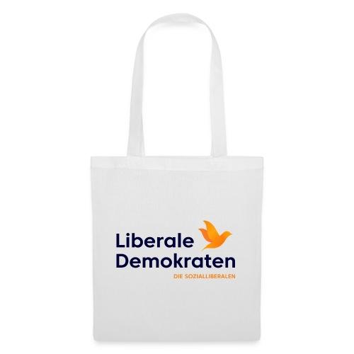 Logo Liberale Demokraten - Stoffbeutel