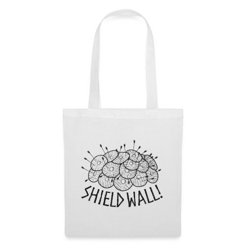 SHIELD WALL! - Tote Bag