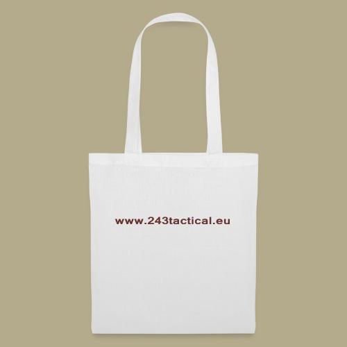 .243 Tactical Website - Tas van stof