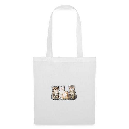 Katzenbabys - Tote Bag