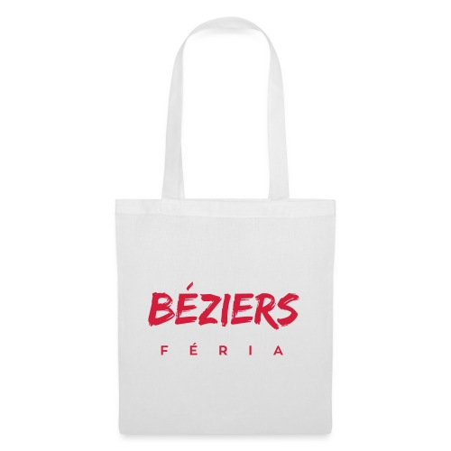 Béziers - féria - Sac en tissu