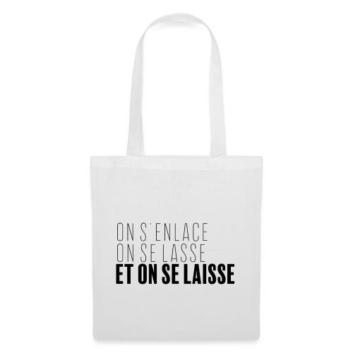 Philosophie sur l'amour - Tote Bag
