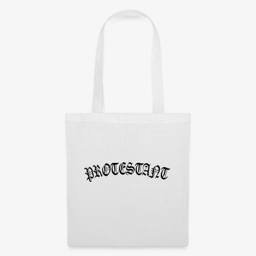 protestant - Tote Bag