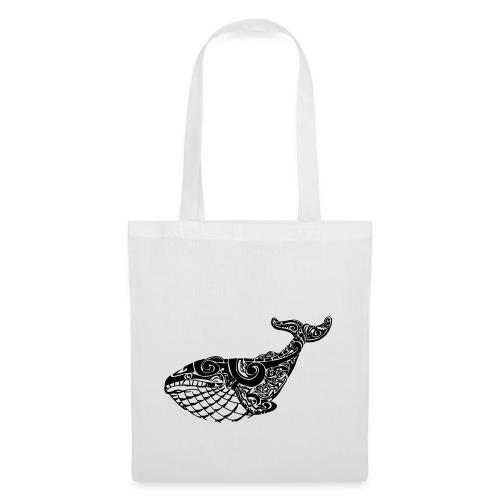 The Blue Whale - Tote Bag