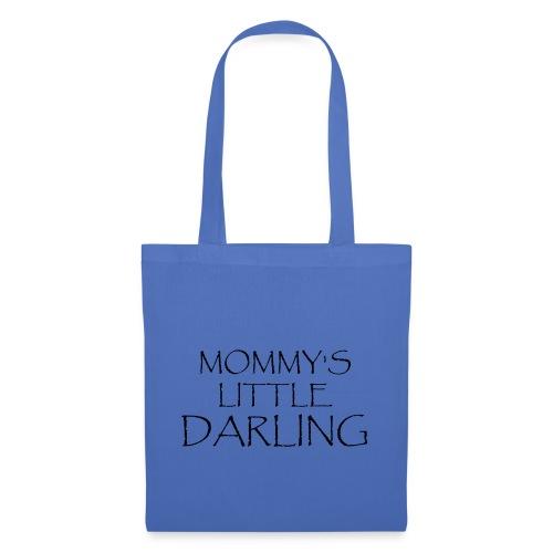 MOMMY'S LITTLE DARLING - Stoffbeutel