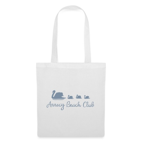 Annecy Beach club - Cygnes - Tote Bag