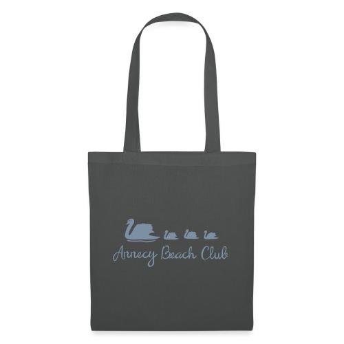 Annecy Beach club - Cygnes - Tote Bag