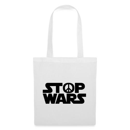 Stop Wars - Tote Bag