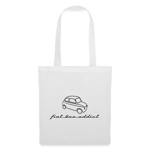 addictblanc - Tote Bag