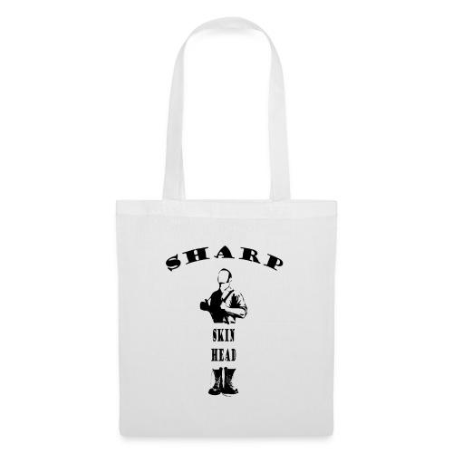 SHARP Skinhead - Tote Bag