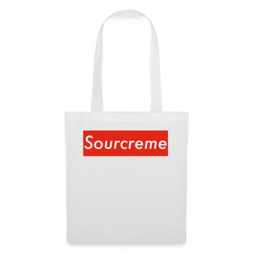 Sourcremeshot - Stoffbeutel