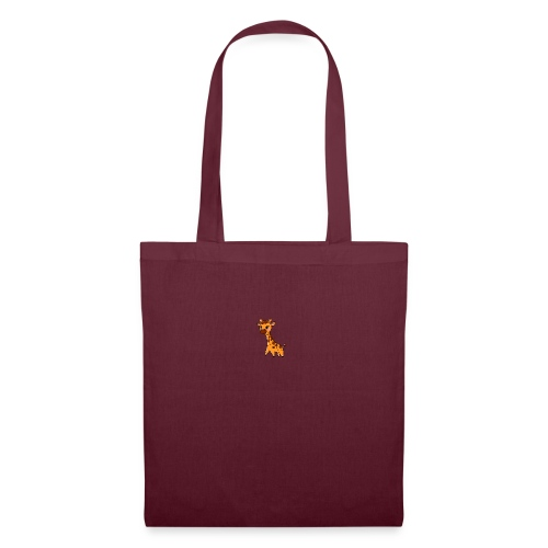 Mini Giraffe - Tote Bag