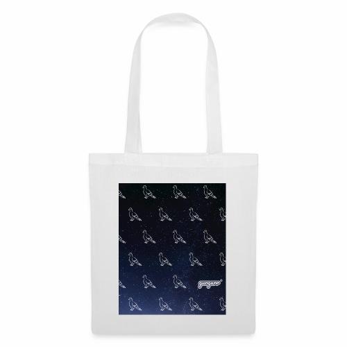 pigeonarmay in space - Stoffbeutel