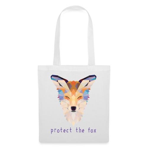 Protect Fox - Tote Bag