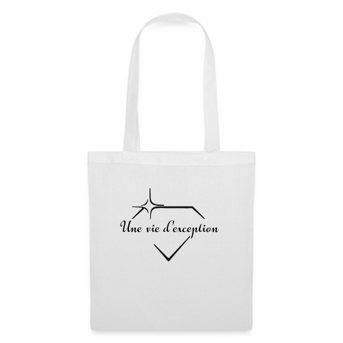 Une vie d'exception - Tote Bag